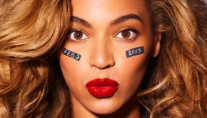 Confira fotos babado do ensaio da Beyonc para o Super Bowl