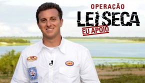 Luciano Huck, Lei Seca, Rafinha Bastos e a hipocrisia do Brasil