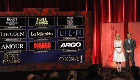 85th Academy Awards Nominations Announcement