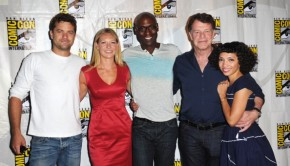 """Fringe"" Panel - Comic-Con International 2012"