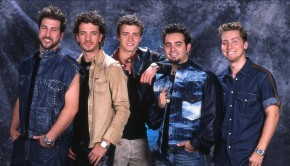 mtv video music awards nsync justin timberlake