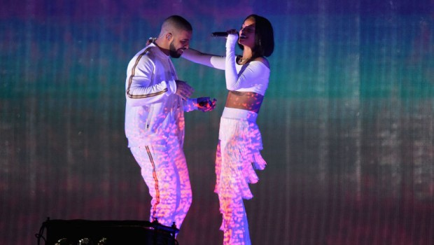 rihanna drake brit awards
